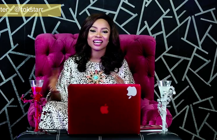 Toke Makinwa Latest Vlog