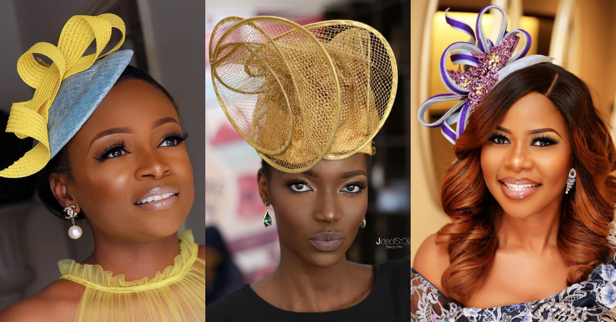 Trend Alert Fascinators Are At The Heart Of The Latest
