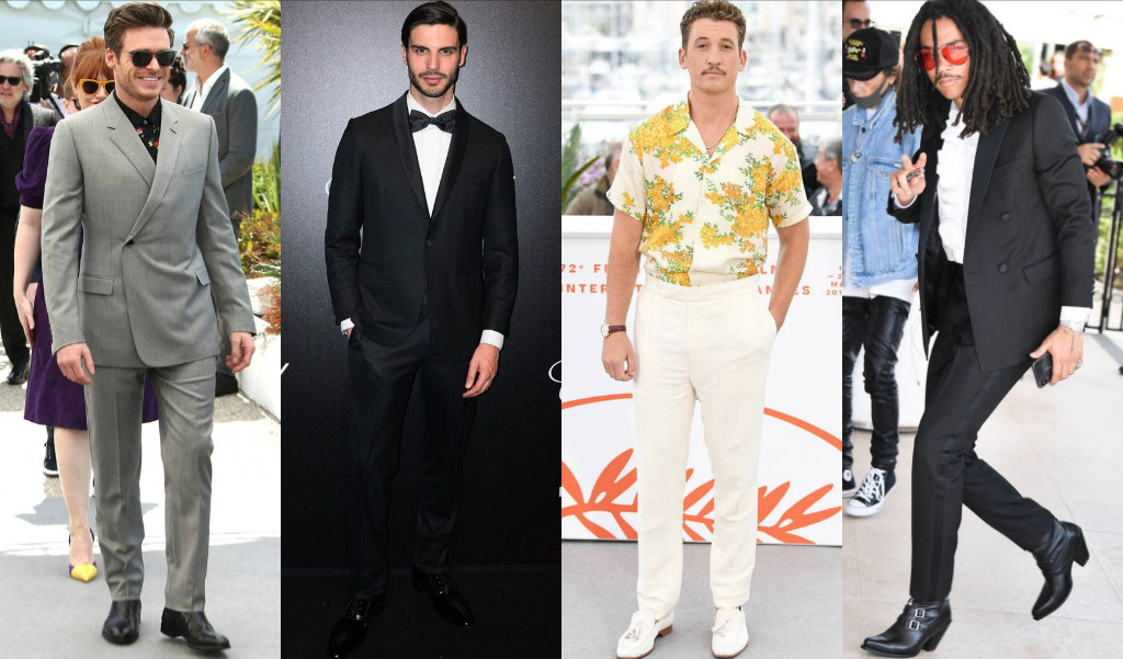 Cannes Film Festival men Style Rave