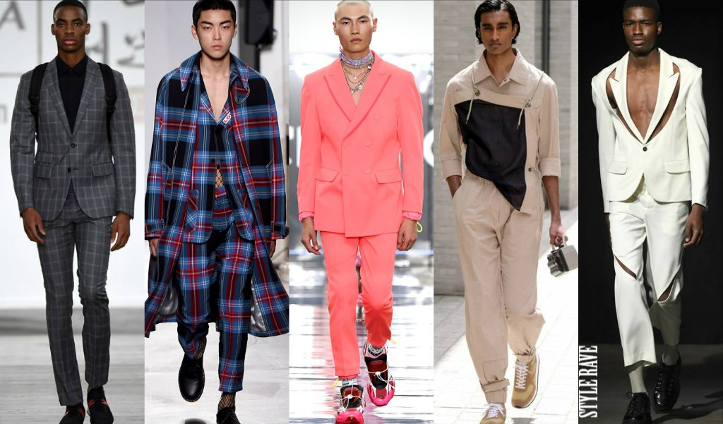 London Fashion Week Men's 2019