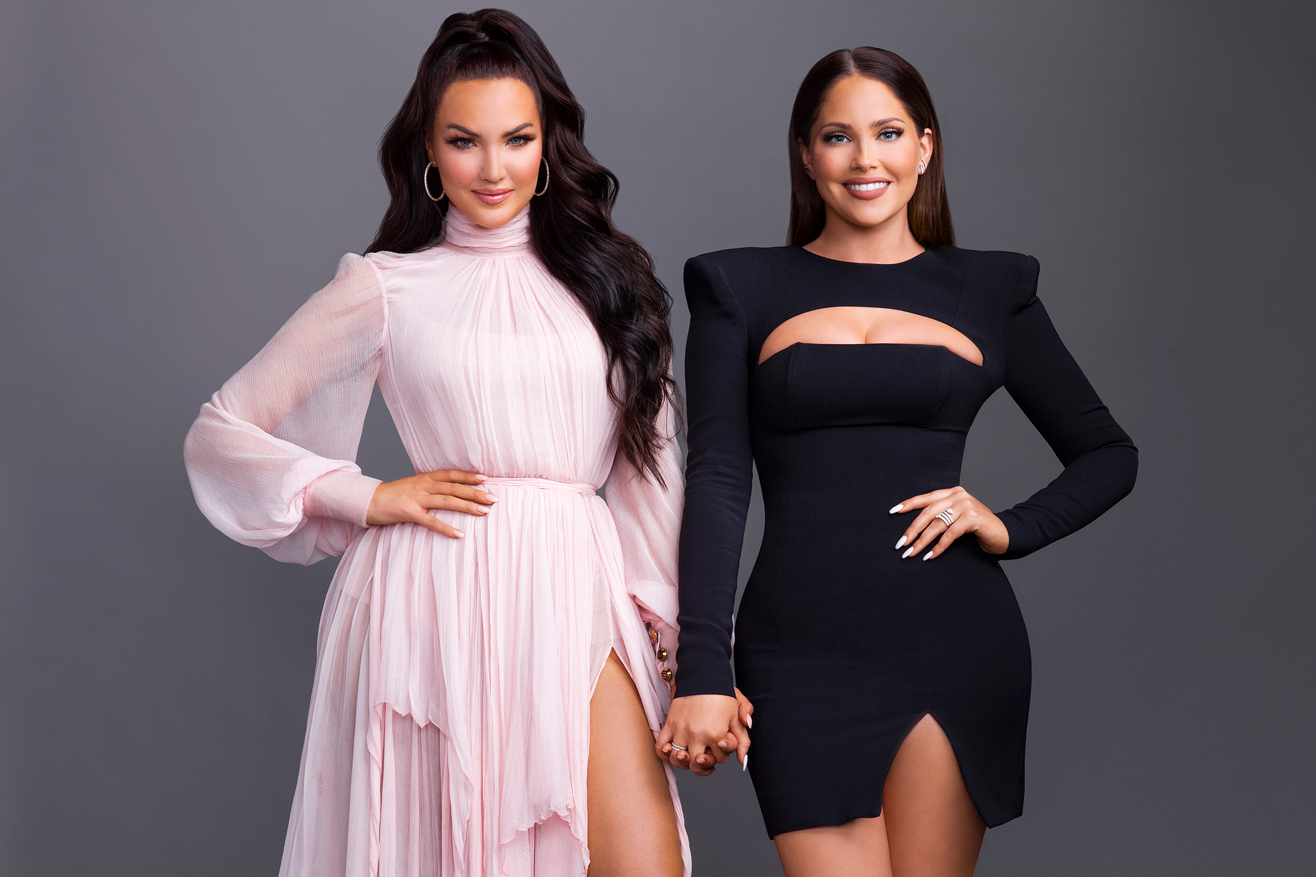 Natalie Halcro and Olivia Pierson Style Rave