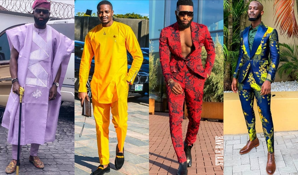 male-celebrity-looks-native-wear-suits-style-rave